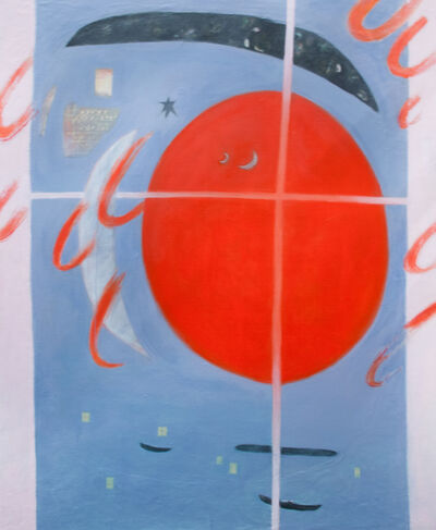 Leung Hoi Nga, Livy, 'When the sun came close', 2020