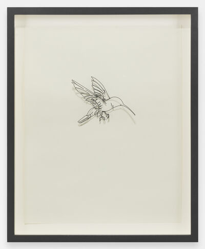 Eric Rhein, 'Hummingbird for Barbara', 2019