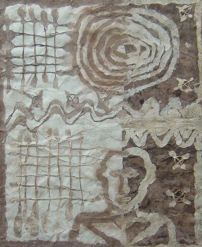 Jesus Urbieta, 'Frescos III', 1995