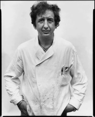 Richard Avedon, 'Joe Babbington, Caterer', 1975
