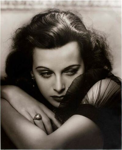 George Hurrell, 'Hedy Lamarr', 1938