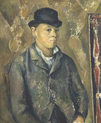 Paul Cézanne, 'The Artist's Son, Paul', 1885/1890