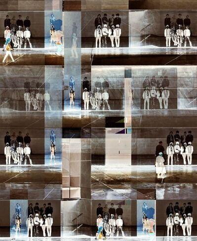 Mario Rossi, 'Citè De La Musique Again 1', 2019