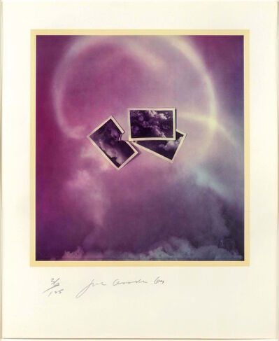 Joe Goode, 'Photo Cloud (Purple)', 1969