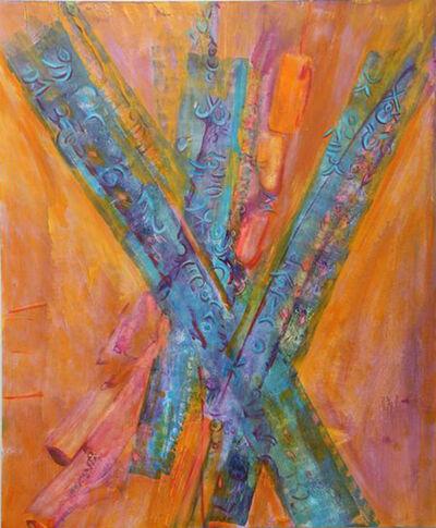 Evelyne Ballestra, 'Signs II', 2015