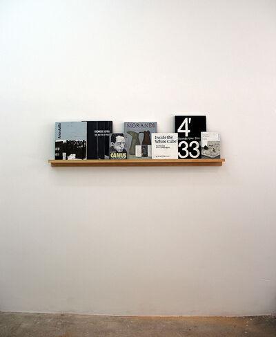 Renata De Bonis, 'Untitled (Artists Library)', 2015