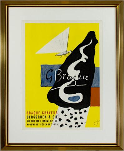Georges Braque, 'Braque Graveur', 1953