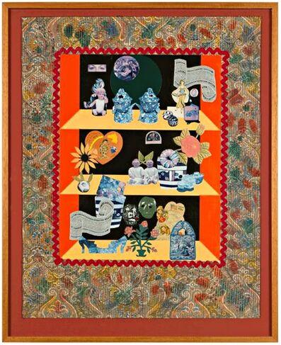 Miriam Schapiro, 'Cabinet', 1999