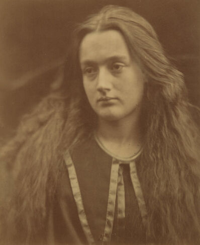 Julia Margaret Cameron, 'My Ewen's Bride (Annie Chinery Cameron)', 1869