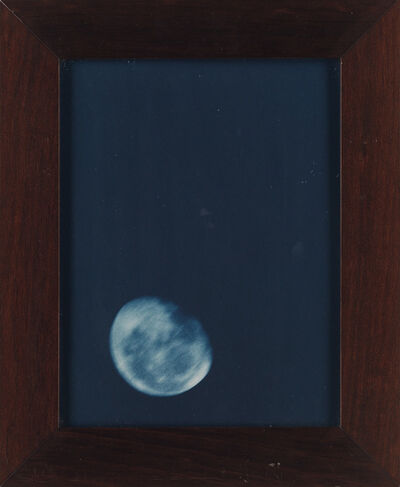 John Dugdale, 'Moon Just Tinged with Blue * Earth of Departed Sunset * Nature', 2000 (2) & 1998