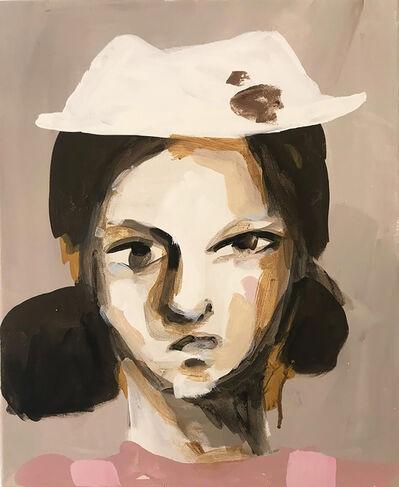Mie Olise Kjærgaard, 'White Hat Brigade V', 2020