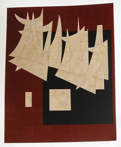 Carlos Merida, 'Alegoria de la Danza', 1976