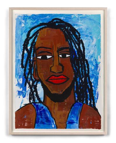 Leilah Babirye, 'Kuchu Ndagamuntu (Queer Identity Card)', 2021