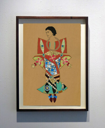 Hormazd Narielwalla, 'A Study on Coco n°7', 2020