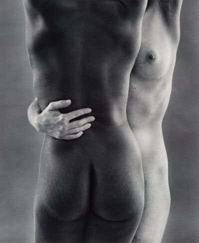 Ruth Bernhard, 'Two Forms, San Francisco', 1963-printed later