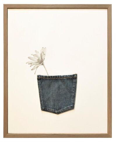 Peter Holst Henckel, 'Pocketables (Flower I)', 2018