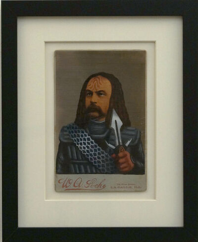 Alex Gross, 'untitled (Klingon)', 2011