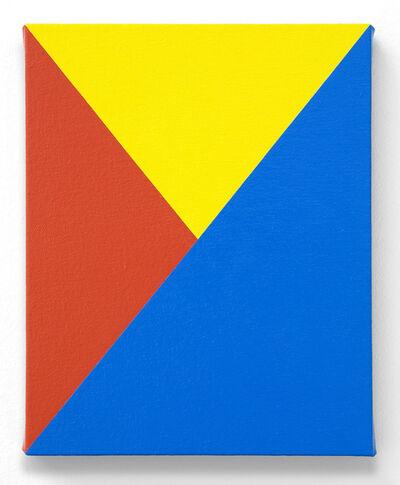 Kay Rosen, 'Y', 2014