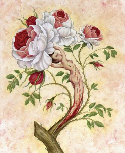 Anita Kunz, 'Rose'