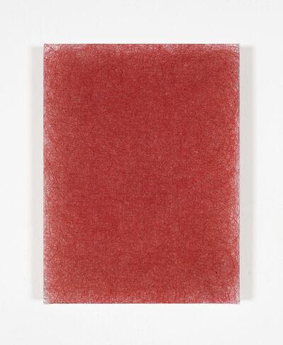 Irma Blank, 'Ur-schrift ovvero Avant-testo', 2000-2001