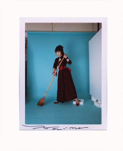 Yasumasa Morimura, 'Comedian (A Sweep)', 2005