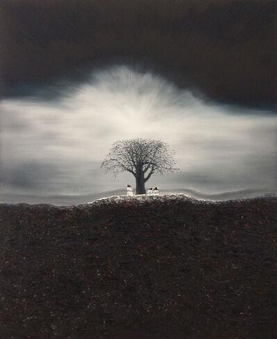 Sanzi 散子, '天邊有棵樹 A Tree In The Horizon', 2016