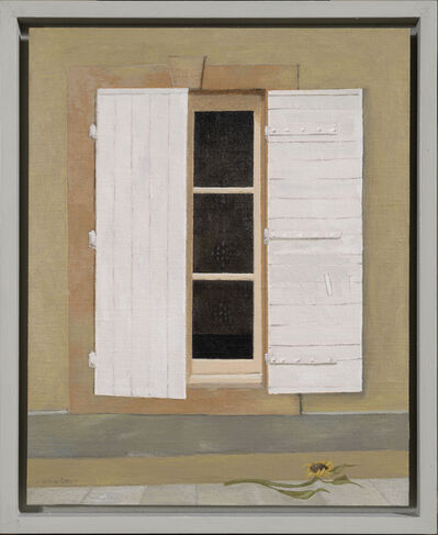 Tom Mabon, 'Window in Arles', 2020