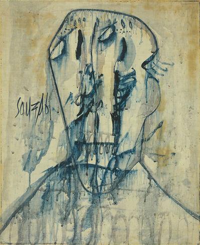 Francis Newton Souza, 'Untitled (Head)', 1961