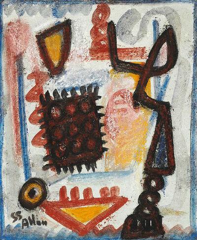 Jean-Michel Atlan, 'Petite Cocotte', 1955