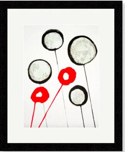 Alexander Calder, 'Poppies', 1966
