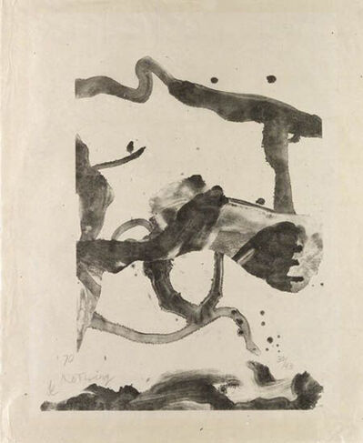 Willem de Kooning, 'Souvenir of Montauk', 1970