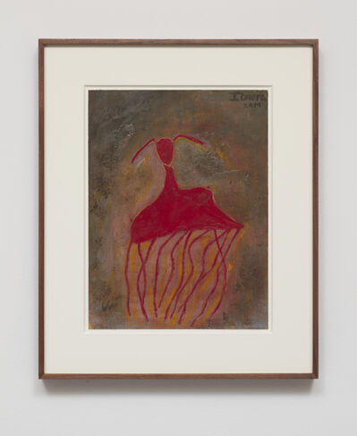 Elizabeth Ibarra, 'Red Jellyfeesh', 2020