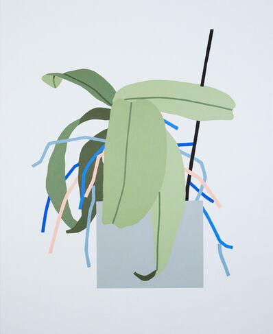 Karl-Joel Larsson, 'Untitled Plant Painting', 2014