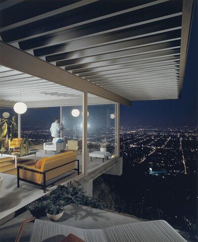 Julius Shulman, 'Los Angeles, Pierre Koening, Case Study House #22', 1990s