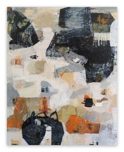 Linda Coppens, 'Haikyo VII (Abstract painting)', 2020