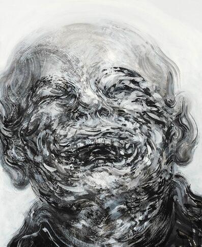 Maggi Hambling, 'Laughing', 2018