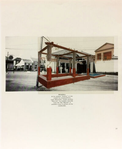 Marco Montiel-Soto, 'Maracaibo Monumentale #24', 2019