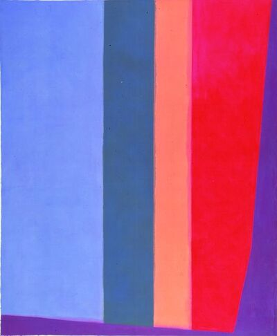 Charles Pollock (1902-1988), 'Delta', 1967