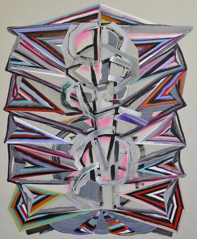 Feodor Voronov, 'Double Fold', 2013