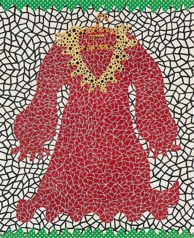 Yayoi Kusama, '洋裝', 1982