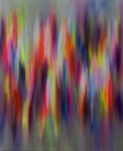 Crystel Ceresa, 'Ikat Iris Boreal ', 2020