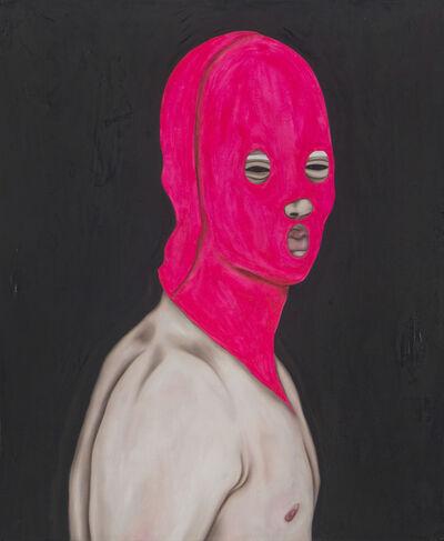 Ramonn Vieitez, 'Assassino Nº 16, from the Negra series', 2015