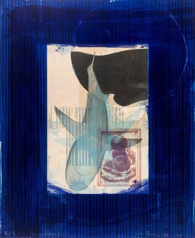 Michael David, 'Blue, from the Bring Series', 1991
