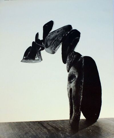 Frederick John Kiesler, 'Arch as a Rainbow of Shells', 1960-1965