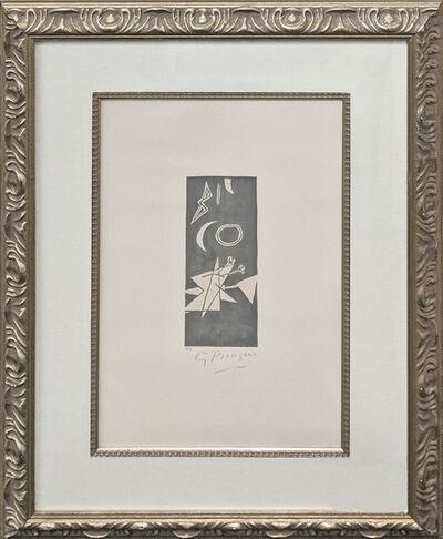Georges Braque, 'CIEL GRIS II', 1959