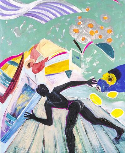Carole Eisner, 'Fishy Story', 1992