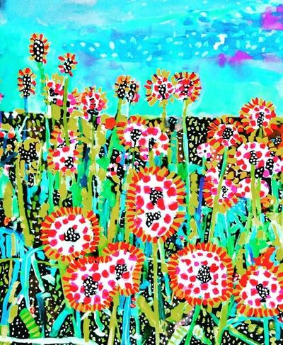Andee Axe, 'In Bloom', 2020