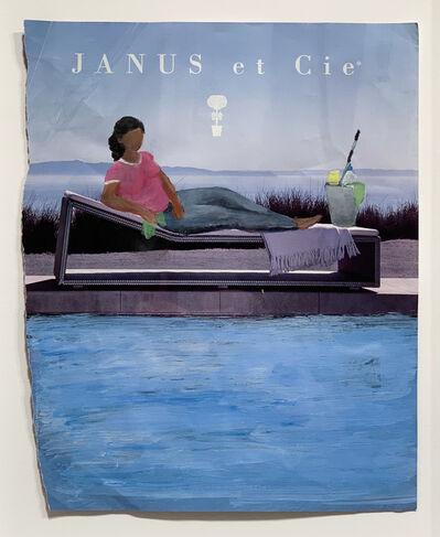 Ramiro Gomez, 'OLYMPIA ET JANUS ET CIE', 2013