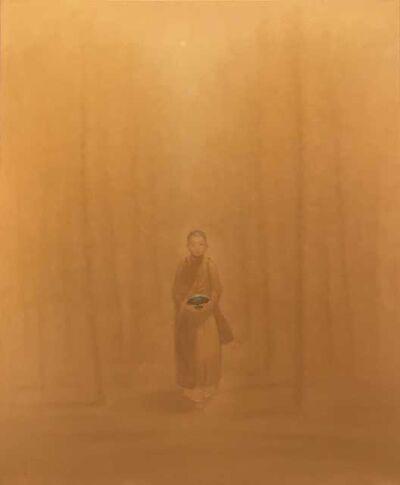 Bui Van Hoan, 'Morning Alms', 2018