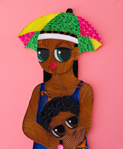 Ayobola Kekere-ekun, 'She and I. The Protectors', 2021